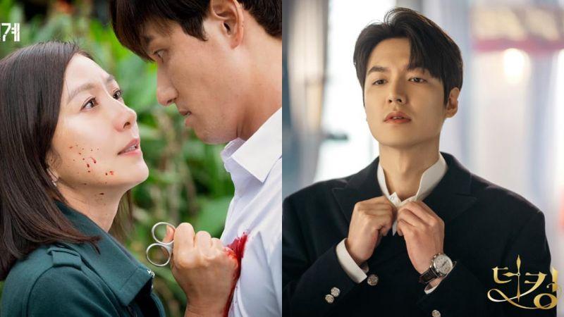 韩国话题性总排行《夫妻的世界》夺冠《The King:永远的君主》首播冲上第二
