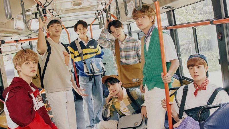 BTS 防弹少年团 将在5月底回归,专辑准备已进入最后阶段!