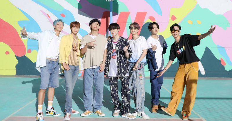 韩国歌手第一次 BTS防弹少年团空降 Spotify 全球 50 大单曲榜首!
