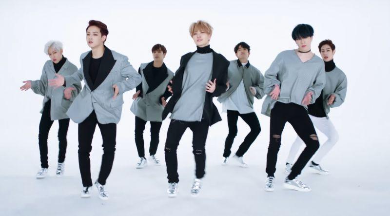 動靜皆宜完全帥!GOT7《Never Ever》舞蹈版MV來啦!