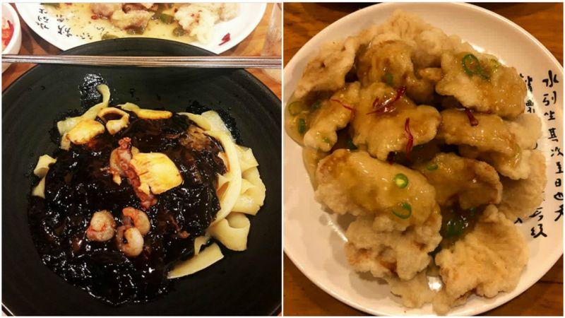 【明洞必吃】明洞不是只能換錢~韓式炸醬麵、糖醋肉名店在這裡!