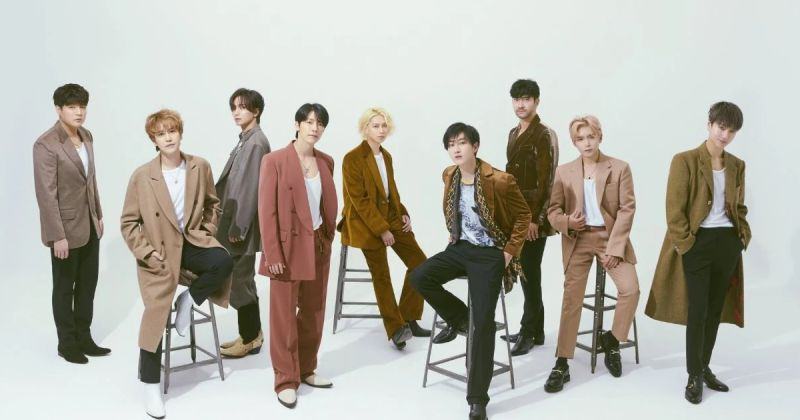 Super Junior 回归啦!改版专辑夺 26 国 iTunes 冠军