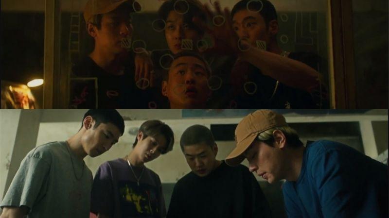 【有片】由李帝勋、安宰弘、崔宇植、朴正民、朴海秀主演!新片《狩猎的时间》下月(2月)上映