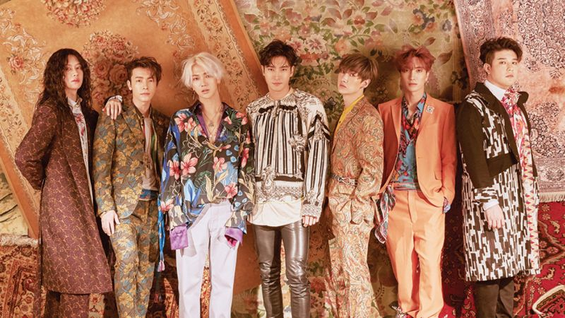 Super Junior 魅力連墨西哥小孩都無法擋!在《Kids' Choice Awards》奪破億票支持