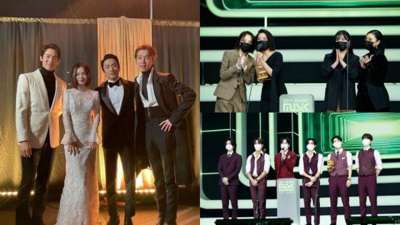 作为歌手的《2020 MAMA》颁奖典礼!演员、歌手的待机室大不同,Ment差别待遇引发争议!