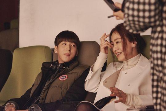B1A4 Baro与李美妍合作短篇被迷花眼