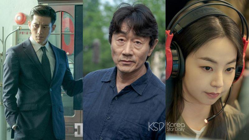 《Missing:他們存在過》高洙、許峻豪、安昭熙人物劇照全公開:大家都死了嗎?