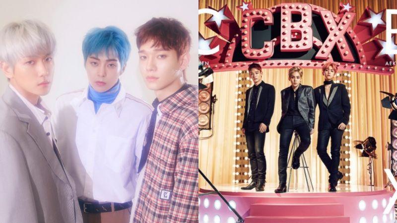 EXO-CBX 同時稱霸韓、日排行榜首 日巡演唱會今日開跑!