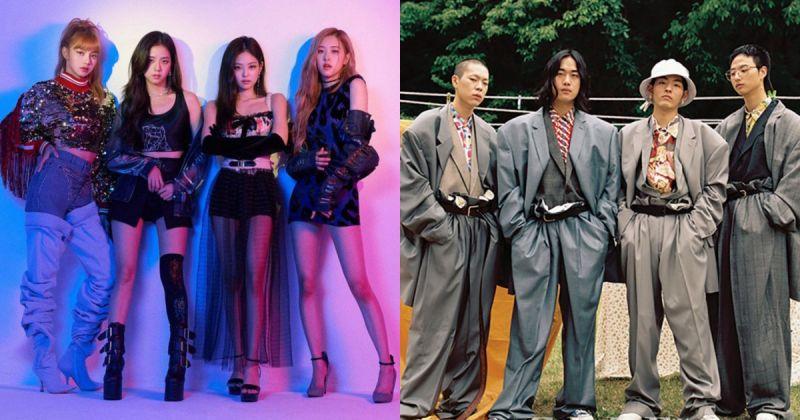 BLACKPINK、hyukoh 双双获邀 今春跃上美国音乐祭《COACHELLA》舞台!