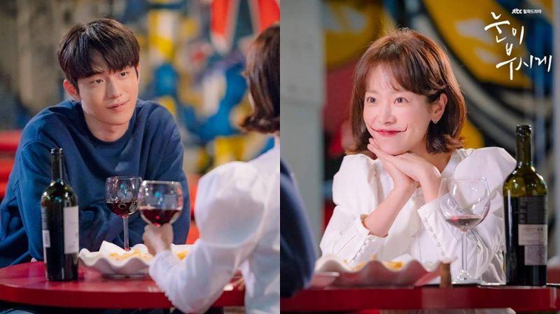 《耀眼》官方曬出南柱赫X韓志旼多張約會照,志旼公主真的太美了~!