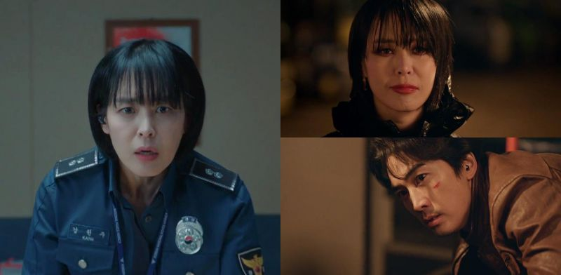 新劇《Voice 4》果然驚悚度滿分,首播網友評價:反派擁有女主的臉蛋跟聲音,太刺激了~!