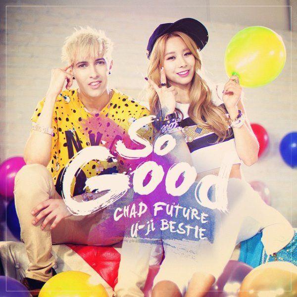 BESTie U-Ji與美國歌手Chad Future合作
