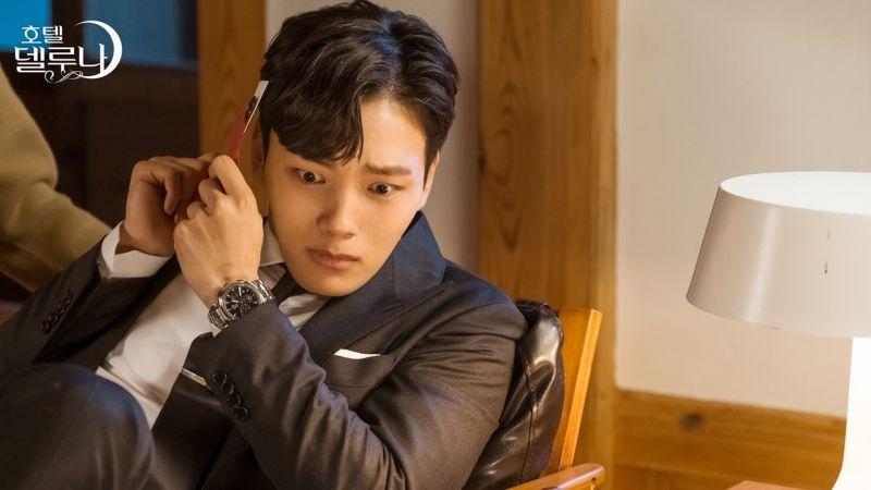 新剧《德鲁纳酒店》吕珍九「胆小、害怕、慌张」的多变演技也太可爱~!