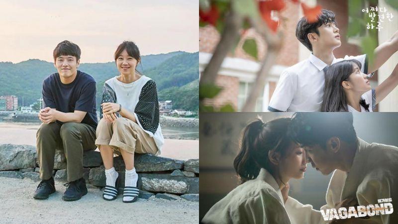 「青春題材」霸佔電視劇話題性TOP.5,《意外發現的一天》衝上No.2