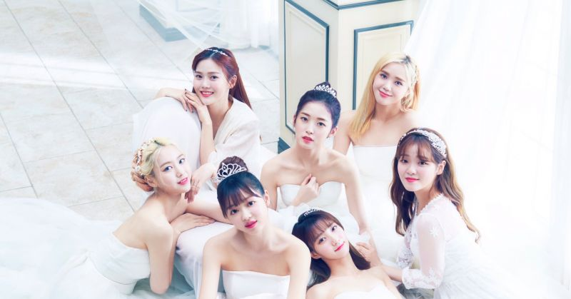 Oh My Girl 携〈Eternally〉在日本回归 主打歌、专辑皆获排行榜冠军!
