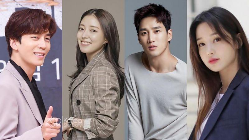 2020全新组合!申成禄、李世荣、安普贤、南奎里确定合作主演MBC奇幻悬疑新剧《Kairos》