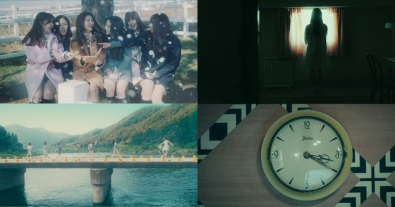 GFRIEND 新專輯曲目表公開 Big Hit 代表人物參與製作!