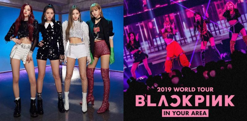 BLACKPINK 2019 WORLD TOUR [IN YOUR AREA] 香港站11/27门票公开发售!