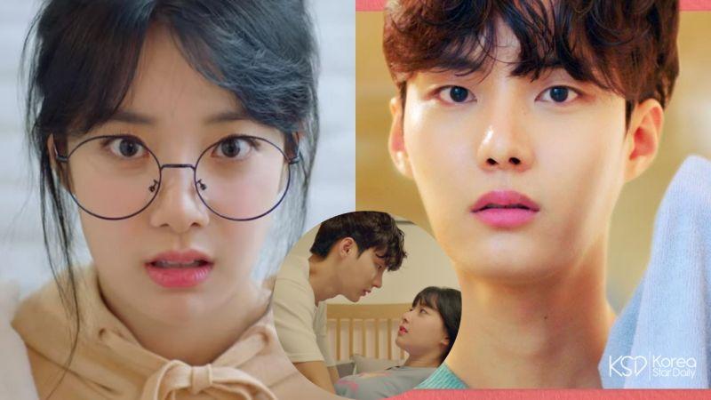 甜蜜韩国网路剧推荐《法律上的父亲》年龄相仿的他,怎么忽然变成了我爸爸?