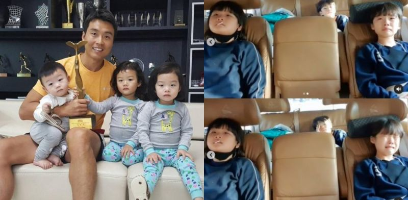 得知爸爸要退役,李同国的三个小孩哭了!雪雅哽咽:「为什么要在最好的时候突然停止? 」