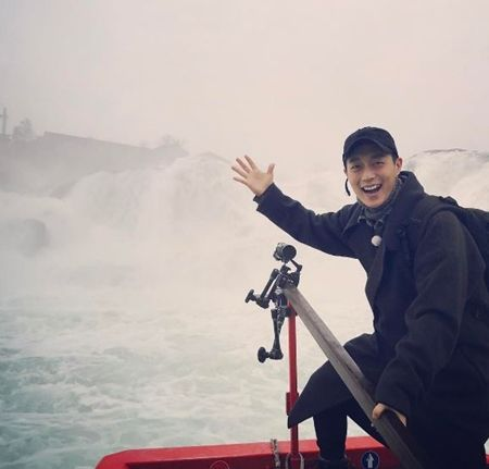 食神大人尹斗俊特別出演旅遊節目《團結才能火》 前進歐洲瑞士