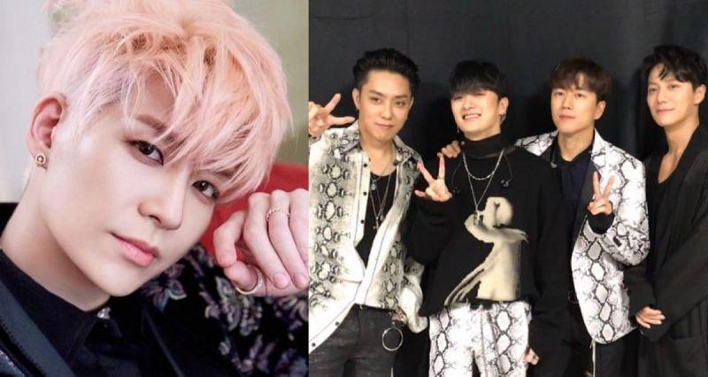 姜成勋与水晶男孩、YG 缘尽?本周取消追踪所有成员和梁铉锡