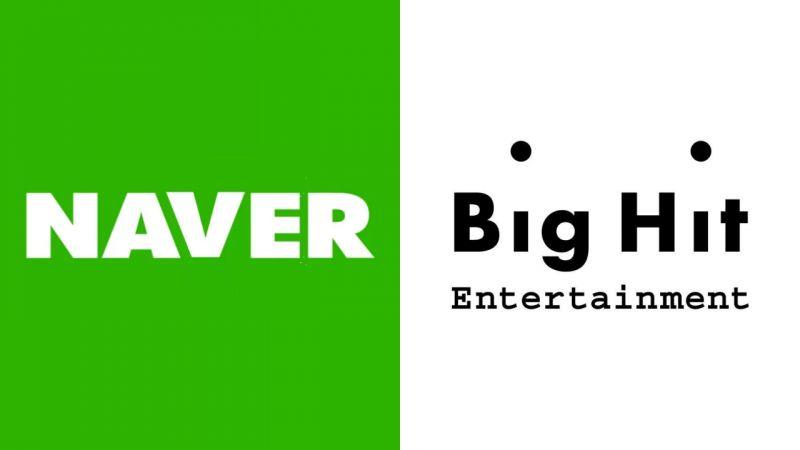NAVER V LIVE與BIG HIT WEVERSE合併,打造全新「全球粉絲社群平台」