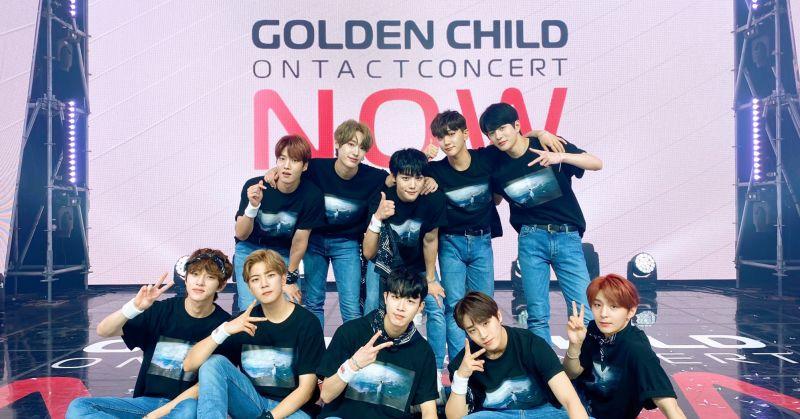 Golden Child 即將火速回歸!演唱會上宣布發片消息