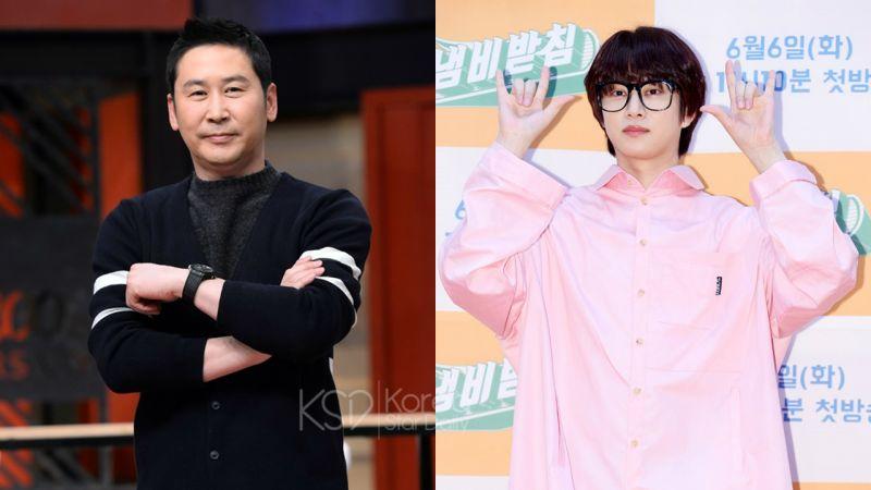 全新組合!申東燁&金希澈搭檔主持JTBC最新戀愛配對節目《理論上完美的男人》要將愛情數據化~!?