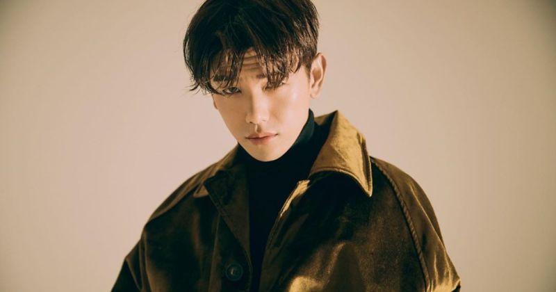 Eric Nam 首度推出全英语专辑 〈Before We Begin〉曲目表公开!