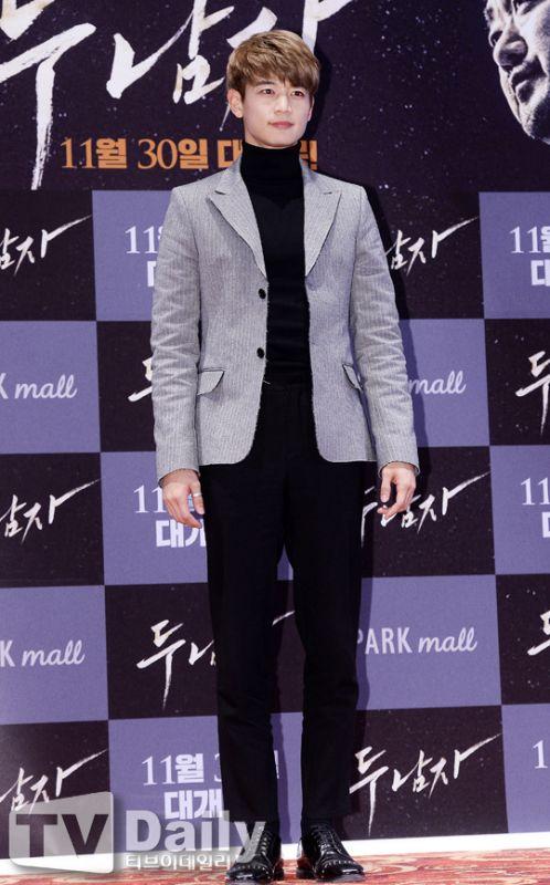 《兩個男人》SHINee崔珉豪為戲吸菸 挑戰扮演不良少年