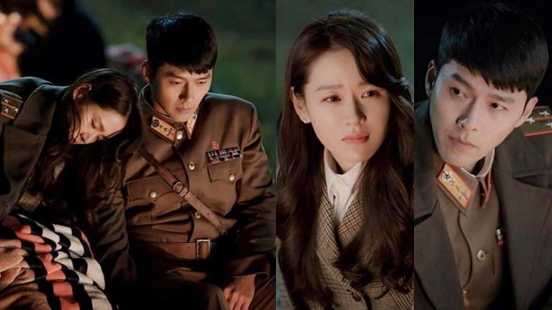 《爱的迫降》海报的这一幕要在第5集登场啦,玄彬&孙艺珍暧昧情愫流动!
