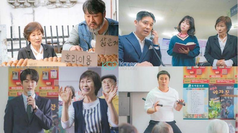 韩剧《耀眼》本周歌神、实力派演员「超黄金客串」名单:泪水过后一定有欢笑!