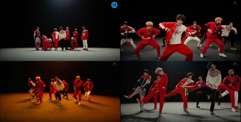NCT 127迷你二辑《无限的我》两版MV公开!要冲破镜头的SWAG