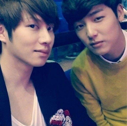 SJ希澈客串演出《繼承者們》
