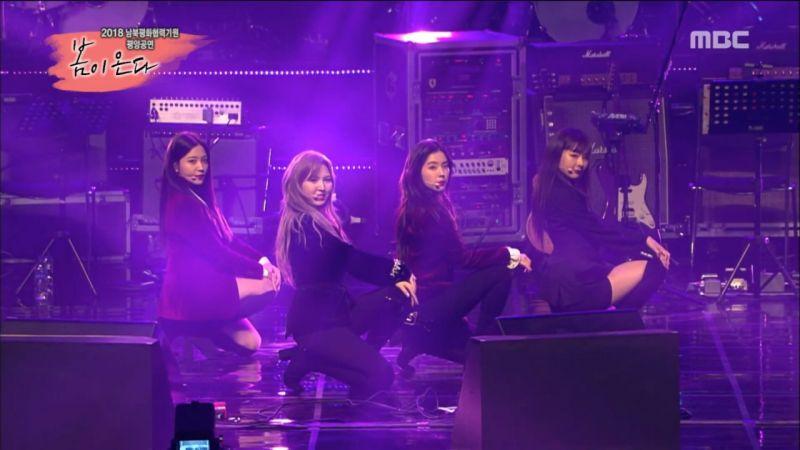 從Joy不參加到編舞修改、表演被剪輯!參加平壤公演的Red Velvet話題不斷