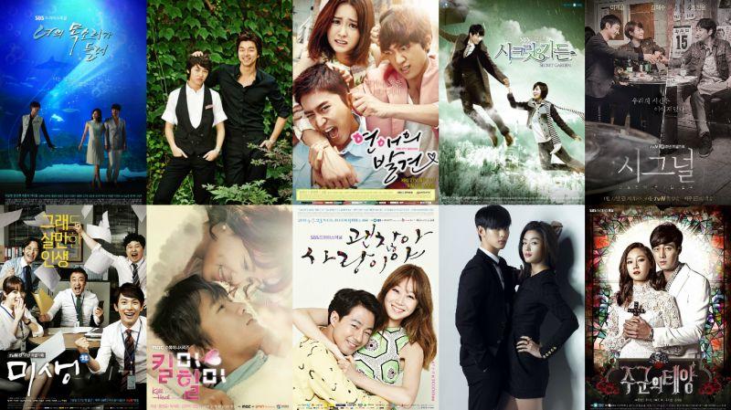 你们的「人生电视剧」是哪一部呢?韩国网友列出这十部作品!