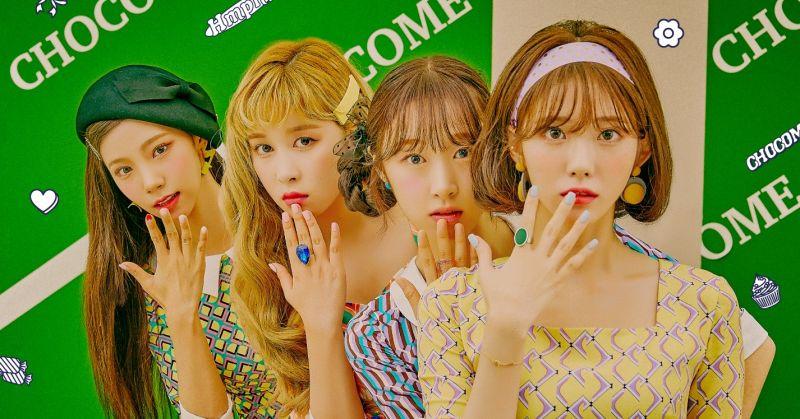 宇宙少女小分隊 Chocome 下週出道 四人四色俏皮詮釋「Hmph!」!
