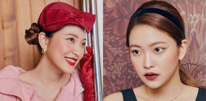 Red Velvet忙内Yeri成为新彩妆品牌的谬思女神!