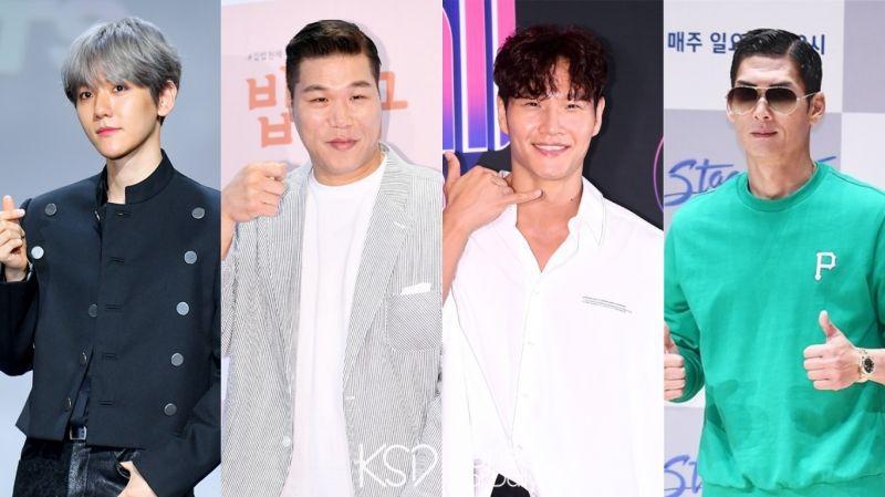 EXO伯賢、徐章煇、金鍾國、朴俊炯將出演JTBC中秋試播節目《乖僻的五兄弟》!