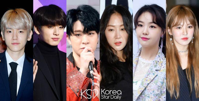 堅強陣容!伯賢、柾國、榮宰、昭宥、珉雅、Wendy等20位KPOP歌手參與「新版統一歌曲」