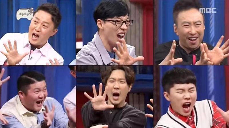 长寿综艺节目《无限挑战》成员们最后一集的一席话,全员泪洒摄影棚啊…