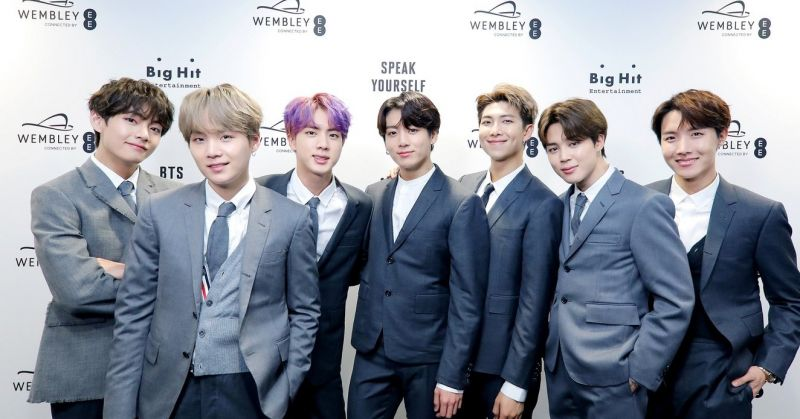 BTS防彈少年團在美國有多強?入選富比士百大高收入名人榜!