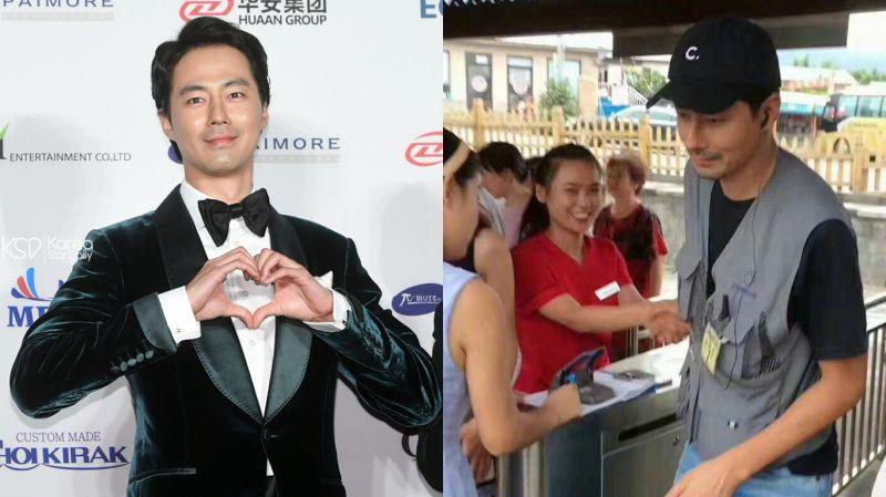 男神最近在做什麼?趙寅成被網友目擊出現在中國吉林!穿著樸實不失帥氣