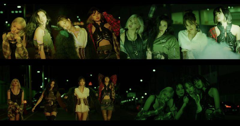 BLACKPINK 釋出〈Lovesick Girls〉預告片!在暗夜街頭譜一曲徬徨的青春之歌