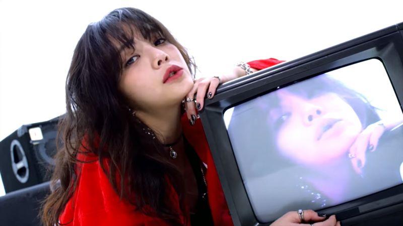 AOA性感小野貓SOLO~ 智珉JIMIN公開新歌《Hallelujah》!感覺副歌的動作有機會流行起來...