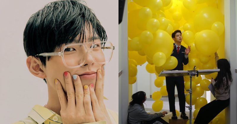音源強手 Paul Kim 明日回歸 先來複習新專輯預告!
