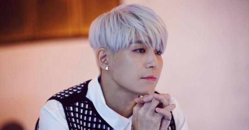 水晶男孩主唱姜成勳遭部分粉絲要求退團 今日宣布不參加演唱會!