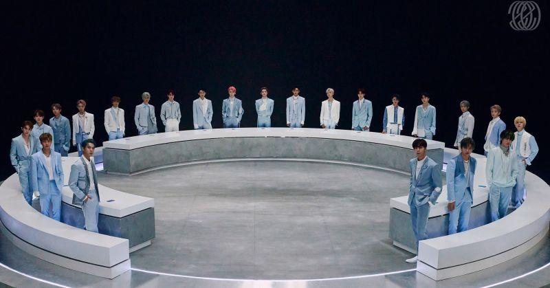 NCT 2020 廿三人大阵仗到齐 今日首度开直播!