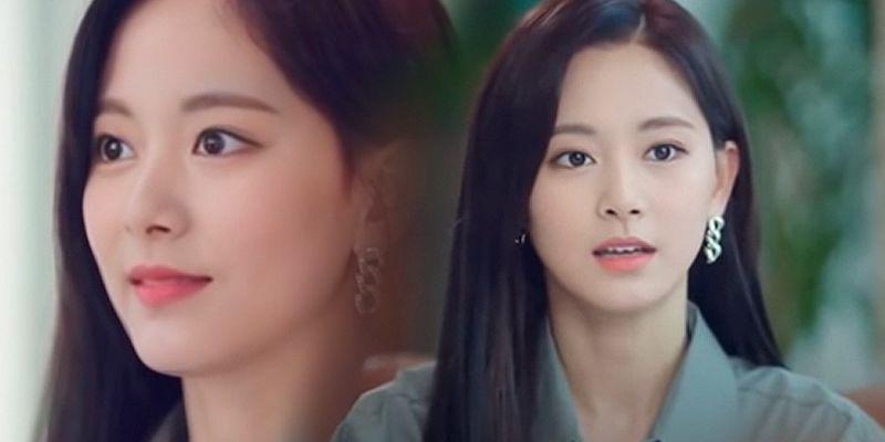 TWICE Mina&子瑜出演剧集并在剧中演姐妹?!场面真的太美了♥